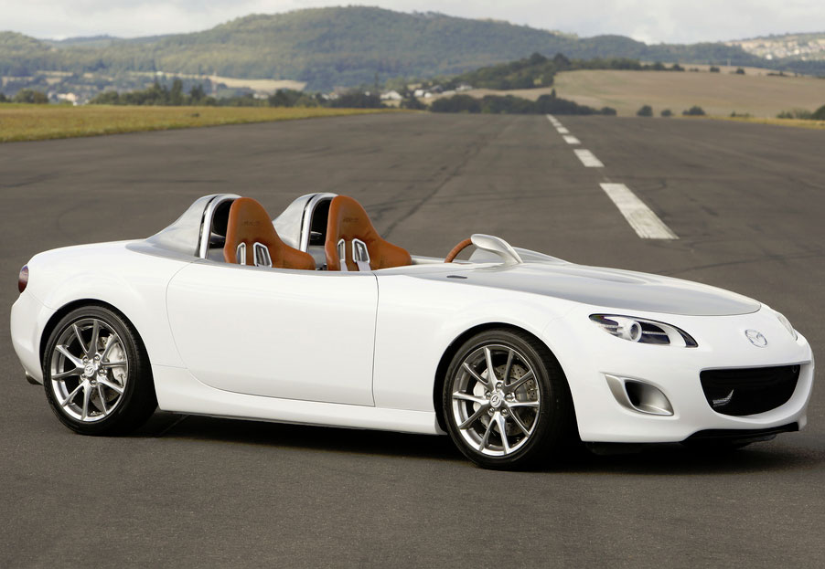 Mazda MX-5 Lightweight version (Concept)