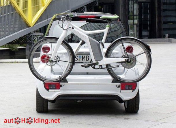 Smart fortwo electric drive, Ebike