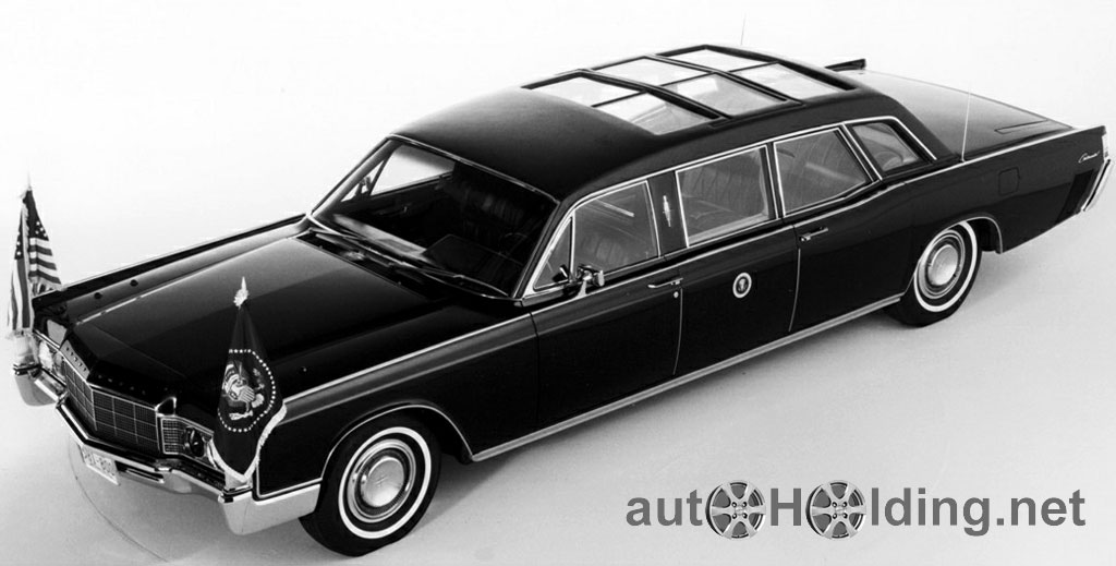 Lincoln Continental Limousine by Lehmann-Peterson