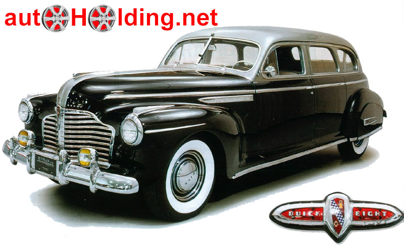 1941 Buick Limited Model 90